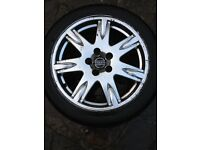 "Volvo V70 17"" Thor alloy car wheel"