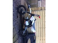 125cc pot bike full rebuild all new
