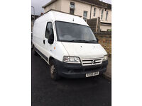 2005 CITOREY RELAY LWB HIGH ROOF VAN FOR SALE