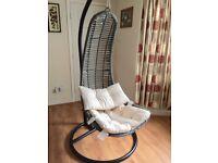 The Range Swinging Garden Chair