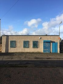 workshop/offices for sale