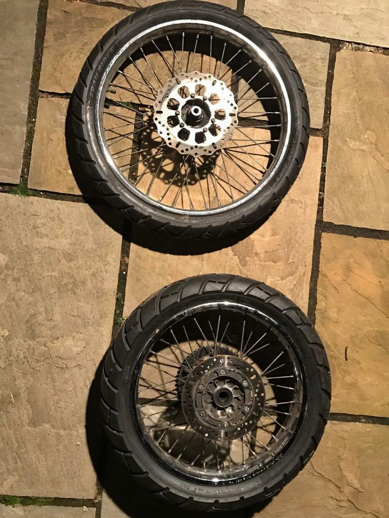 Yamaha wr wheels