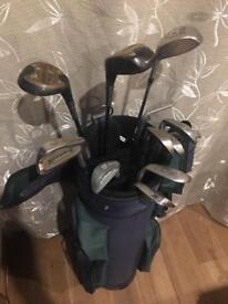 Mixed Golf Clubs