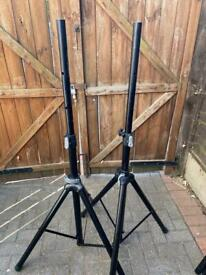 K&M Speaker stands as new