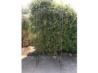 Steel Garden Arch