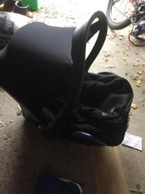 Maxi cosi cabriofix carry car seat