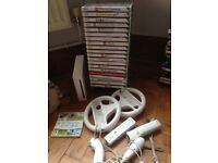 Wii, games & wii fit