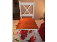 Superb pair of kitchen chairs ** NEW CONDITION **