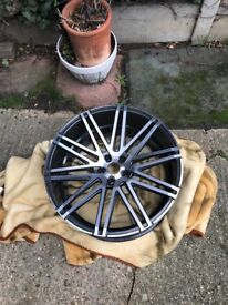 "22"" Range Rover Wheels x4"
