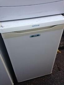 Zanussi fridge with freezer