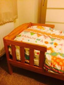 Mothercare childrens junior bed