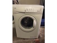 1600 RPM ZANUSSI ZWX1605W Washing Machine (Fully Working & 4 Month Warranty)