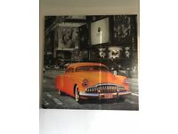 Large New York Style Canvas