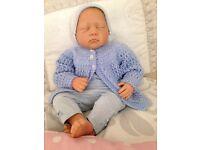 Adorable Reborn Baby Boy Doll