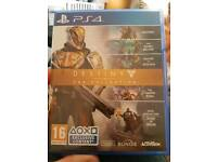 Destiny (just the game) ps4