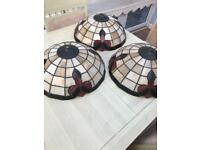 Tiffany ceiling lights