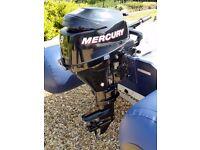 Mercury 8hp 4 Stroke Short-Shaft Outboard Engine