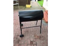 Black Oil Drum BBQ - great condition - used a few times