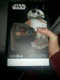 Star wars bb-8 special edition