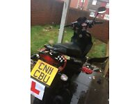 Moped tornado 50 quick sale