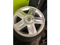 Cleo 15 inch alloys