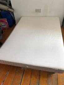 2 Double Mattress Ikea