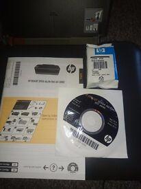 HP deskjet 3050 all in one printer