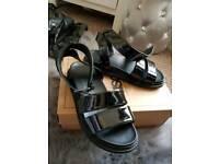 Asos womens sandals size 4