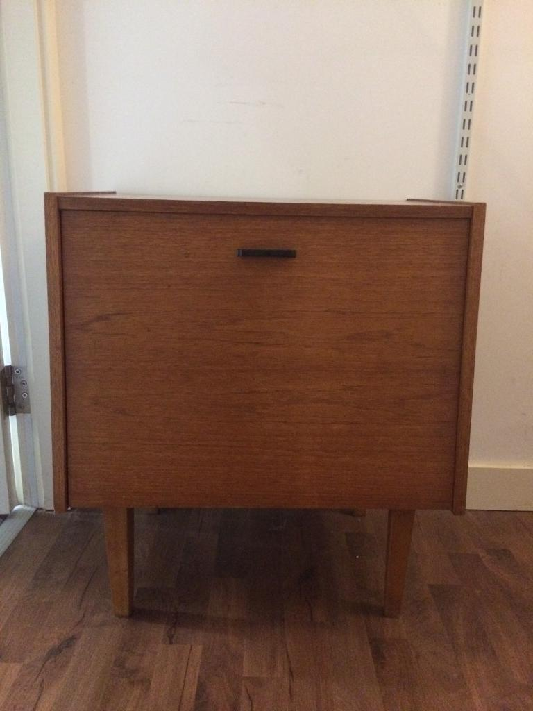 Vintage 1960s record cabinet   in Westminster, London   Gumtree