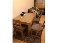 IKEA JOKKMOKK table and chairs - RRP £99