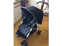 Graco Mirage travel system and car seat base