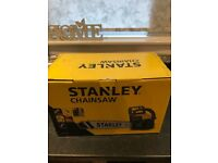 Stanley chainsaw