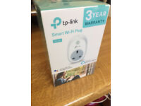 TP-Link Smart Wifi Plug - HS10 - *Brand New, Unopened*