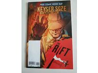 Keyser soze comic book