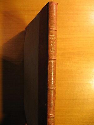 1923 Dostojewskij Ein schwaches Herz 1/100 Radierungen v. Dietz Edzard signiert
