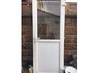 UPVC Back/Garden Double Glazed Door For Sale quick sale!!!!!!!
