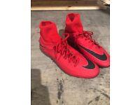 Nike Hypervenom III Football 𝑩𝒐𝒐𝒕𝒔 (Red)