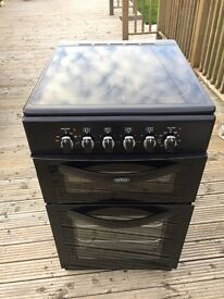Belling 50cm free standing cooker