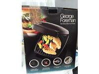 George Foreman grill/sandwich maker