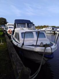 Reedcraft 1 Weekender 2 berth 18ft Boat