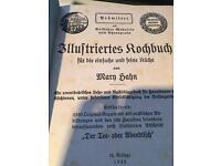 Mary Hahn: Illustriertes Kochbuch 1920 Nordrhein-Westfalen - Meerbusch Vorschau