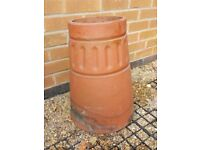 Ornamental Chimney Pot for planter or roof