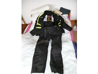 RST two piece Motorcycle suit