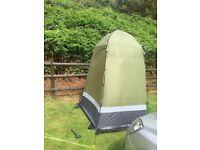 Utility Tent and Thetford Rinse Toilet