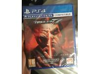 Tekken 7 ps4 New