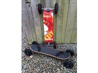 Mountain boards x2