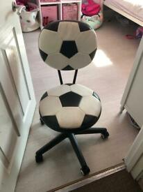 Football desk / gaming chair