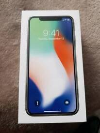 Apple iPhone X 64Gb / Unlocked