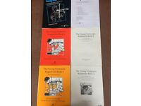 Violin music books