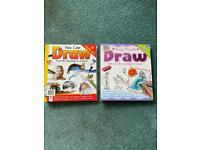 Various Creative Books (FURTHER REDUCED PRICE - 4 Left)